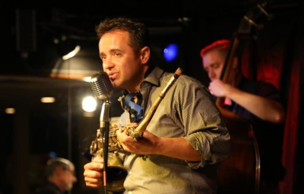 Jason Weismann and the 'Q' Live at Crooners
