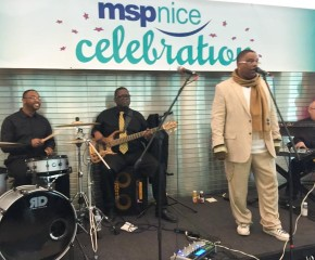 The Dap Squad – MSP Nice Event – Airport Commission's employee award show 1/26/16