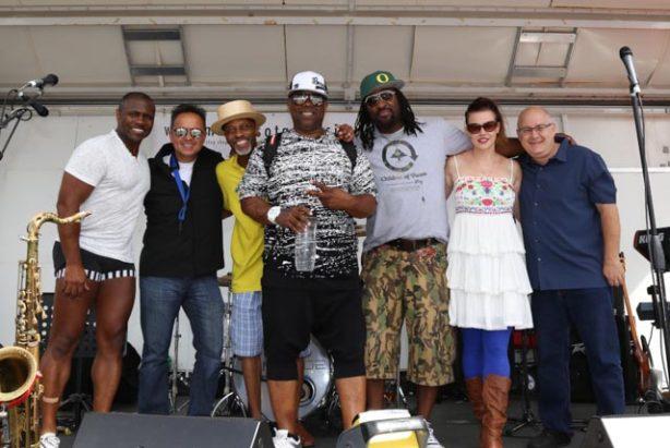 8/5 The Dap Squad at the Uptown Art Fair